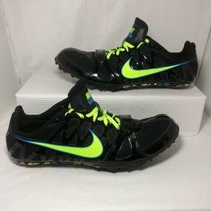 Nike ZOOM RIVAL S Track & Field Spike Shoe Size 12